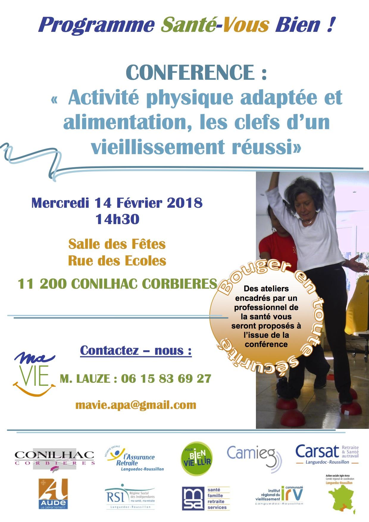 Affiche_ma vie_Conilhac